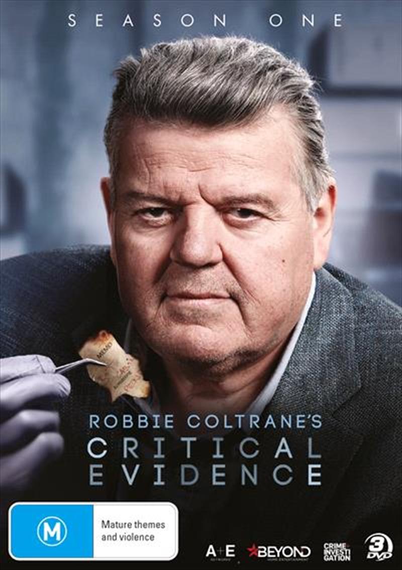 Robbie Coltrane's Critical Evidence - Season 1 | DVD