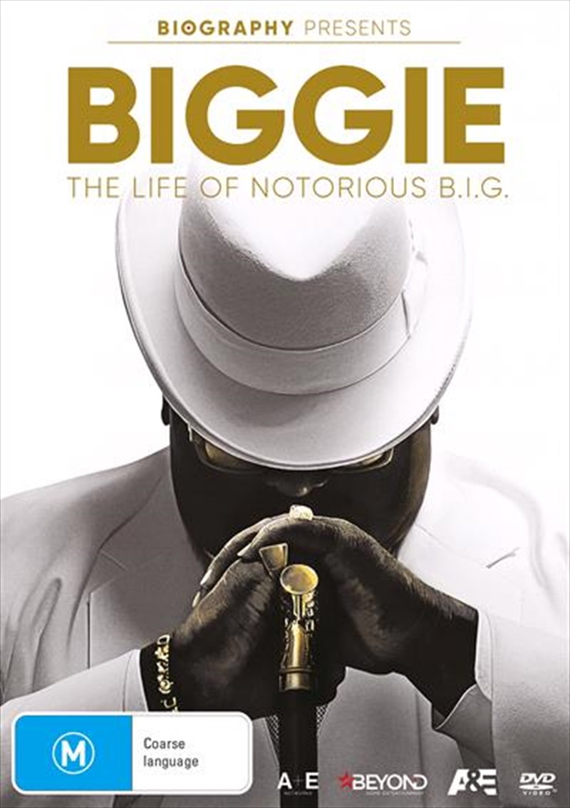 Biggie - The Life Of Notorious B.I.G. | DVD