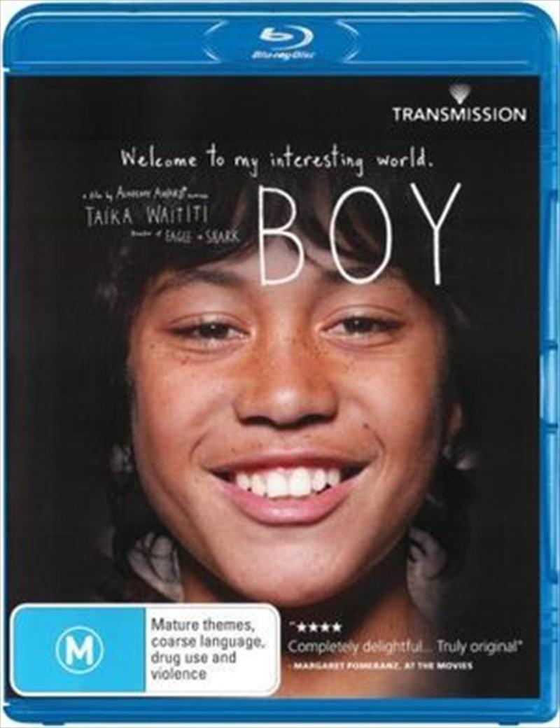 Boy | Blu-ray
