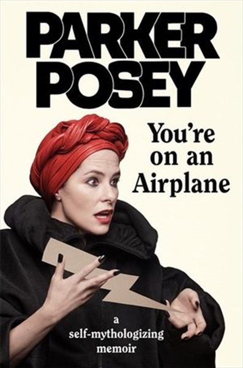 You're on an Airplane   Paperback Book