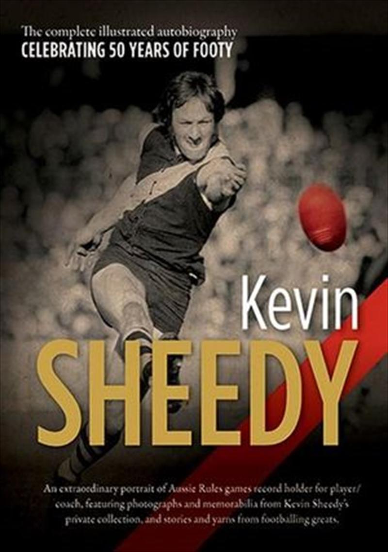 Kevin Sheedy | Paperback Book