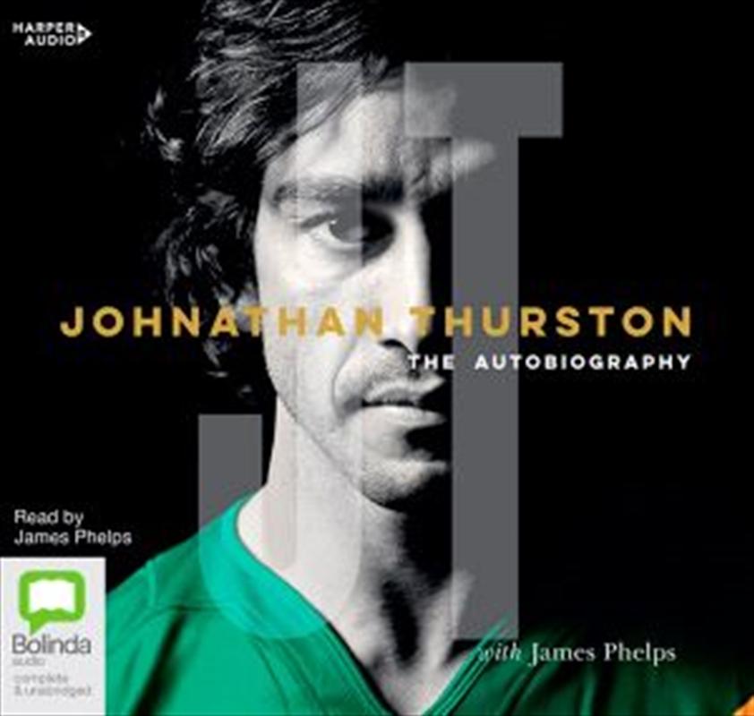 Johnathan Thurston | Audio Book