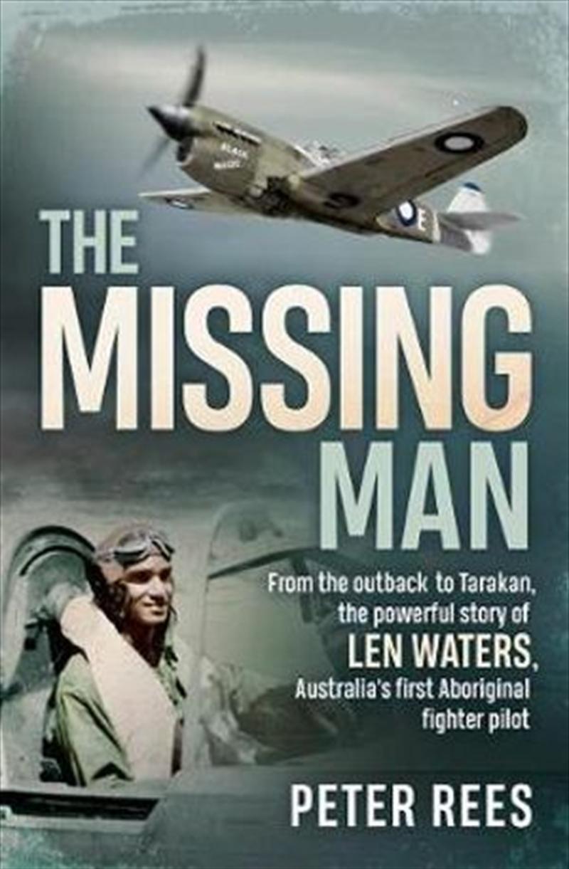 Missing Man   Paperback Book