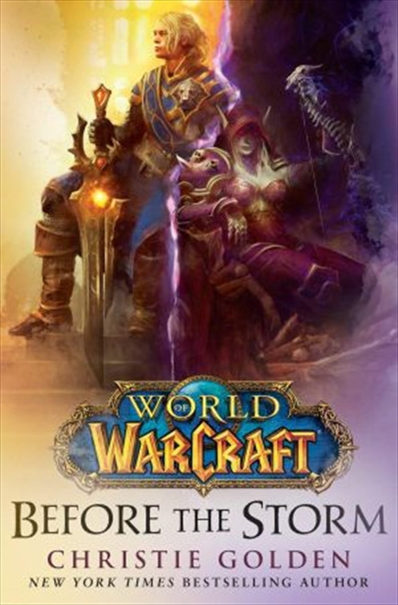 World Of Warcraft: Before the Storm | Paperback Book