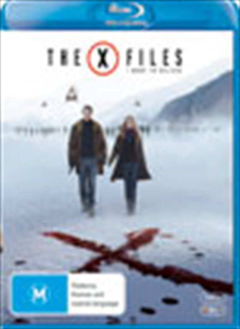 X-Files: I Want To Believe | Blu-ray