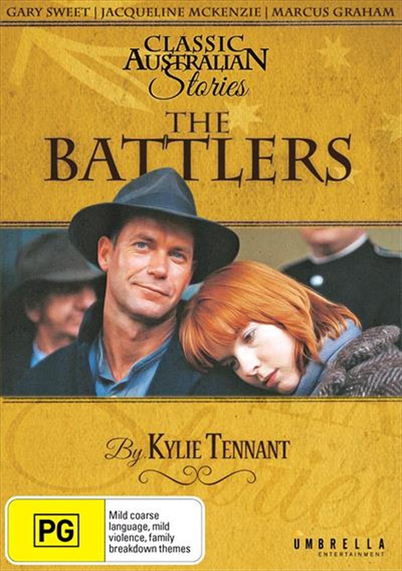 Battlers | Classic Australian Stories, The | DVD