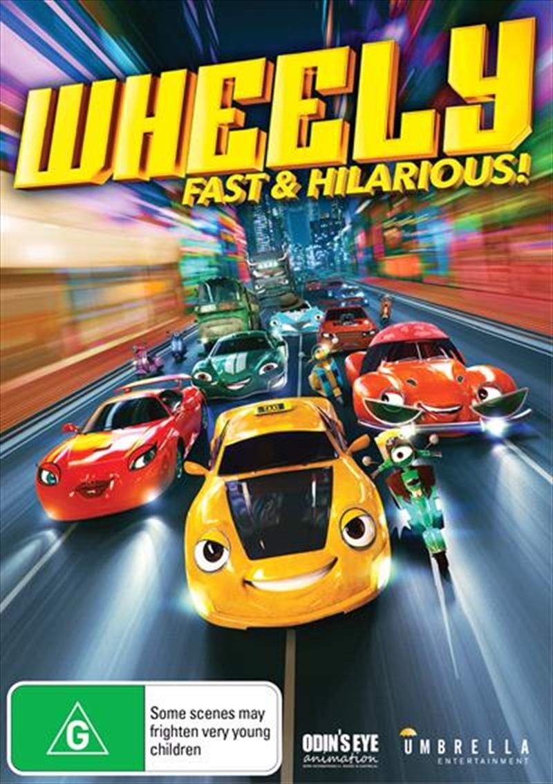 Wheely | DVD