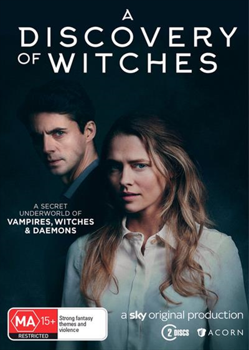 A Discovery Of Witches | DVD