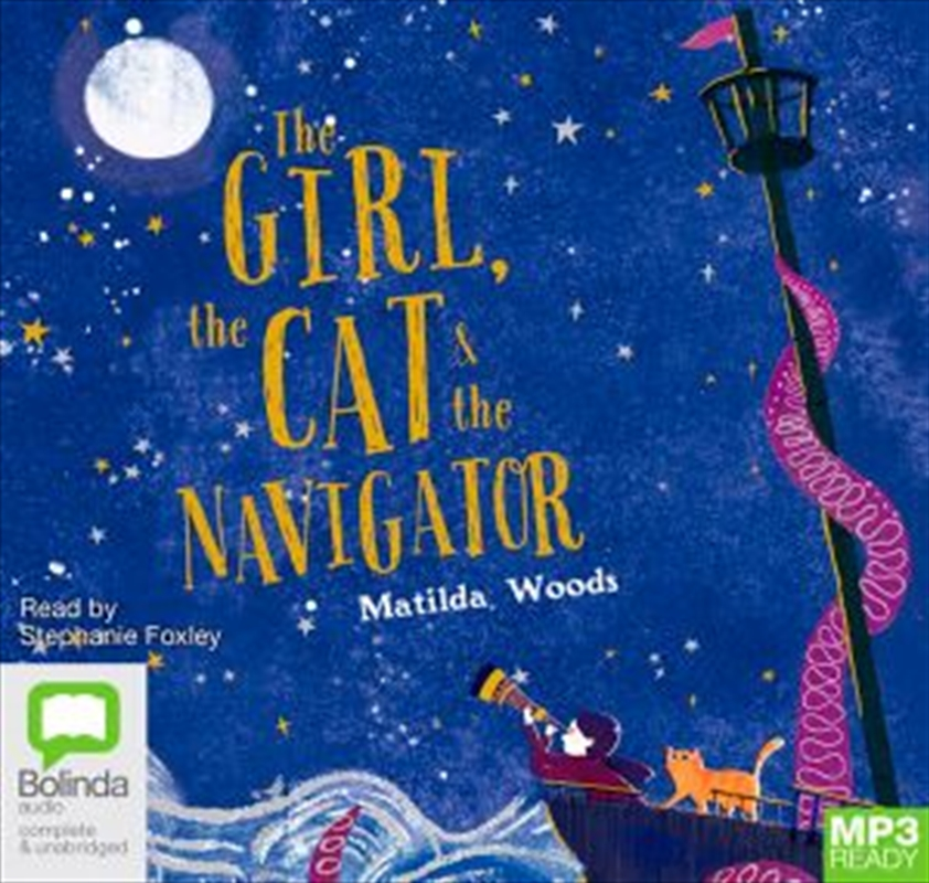 The Girl, The Cat And The Navigator | Audio Book