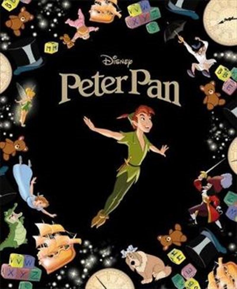 Disney: Peter Pan Classic Collection   Hardback Book