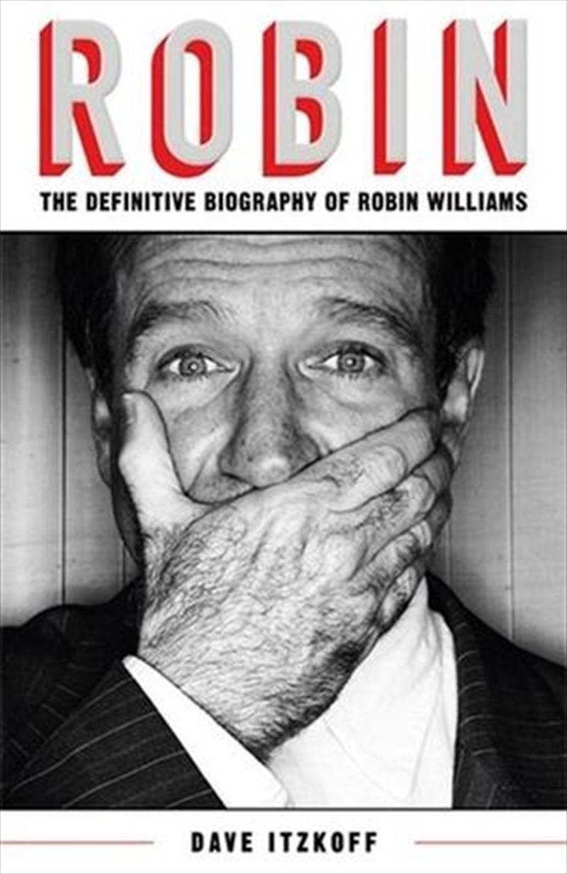 Robin | Paperback Book