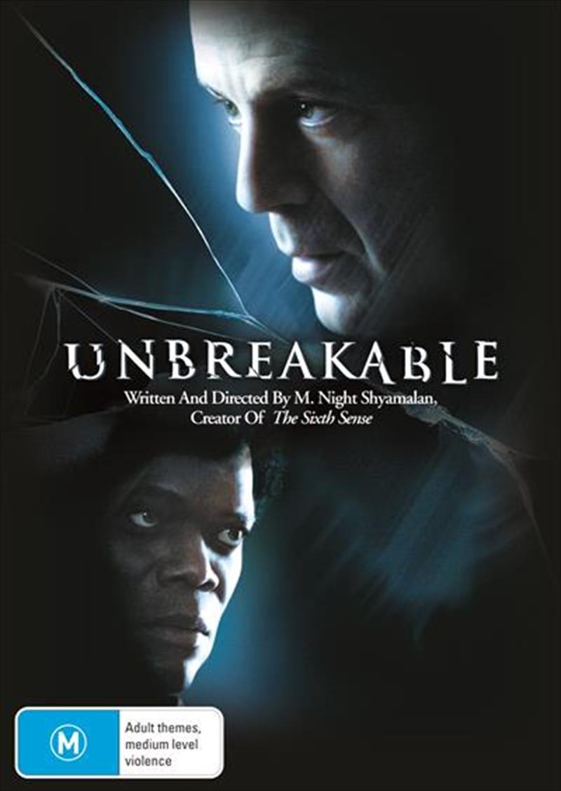 Unbreakable | DVD