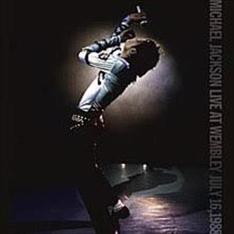 Michael Jackson - Live At Wembley 1988 | DVD