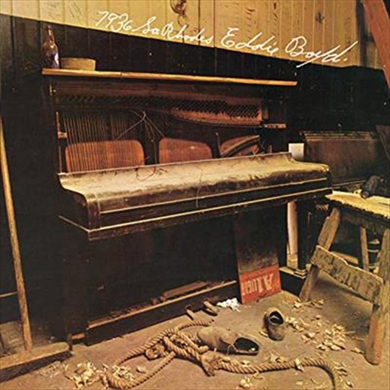 7936 South Rhodes - Limited Edition Blue Coloured Vinyl | Vinyl