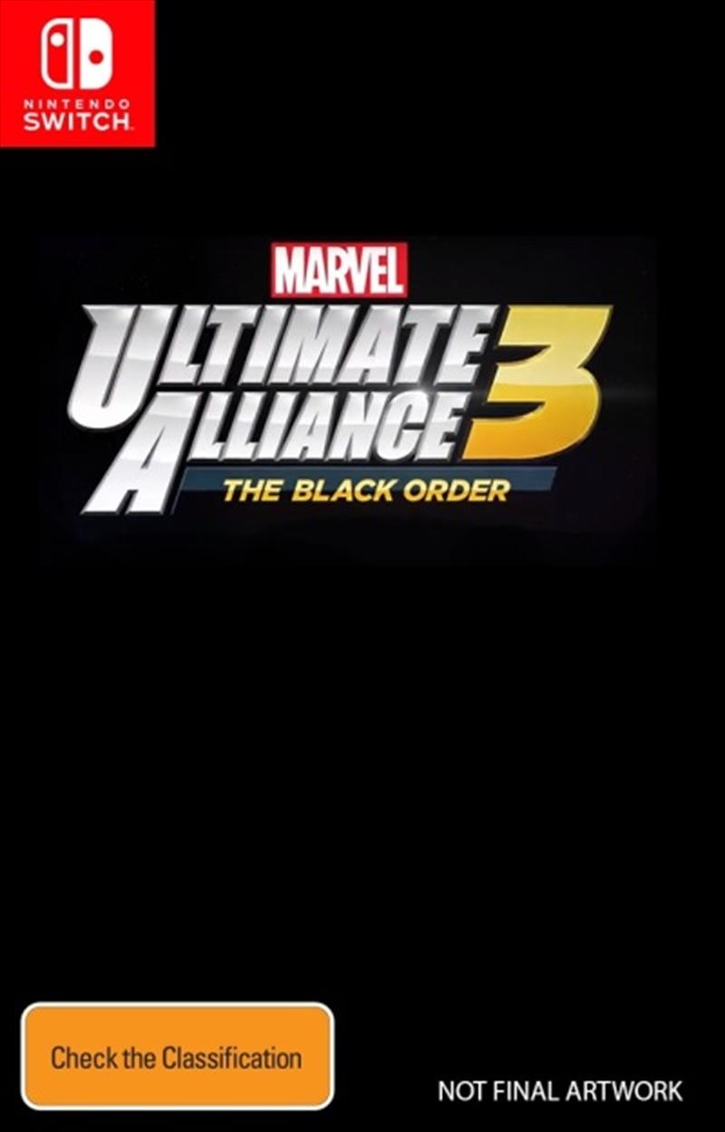Marvel Ultimate Alliance 3 | Nintendo Switch
