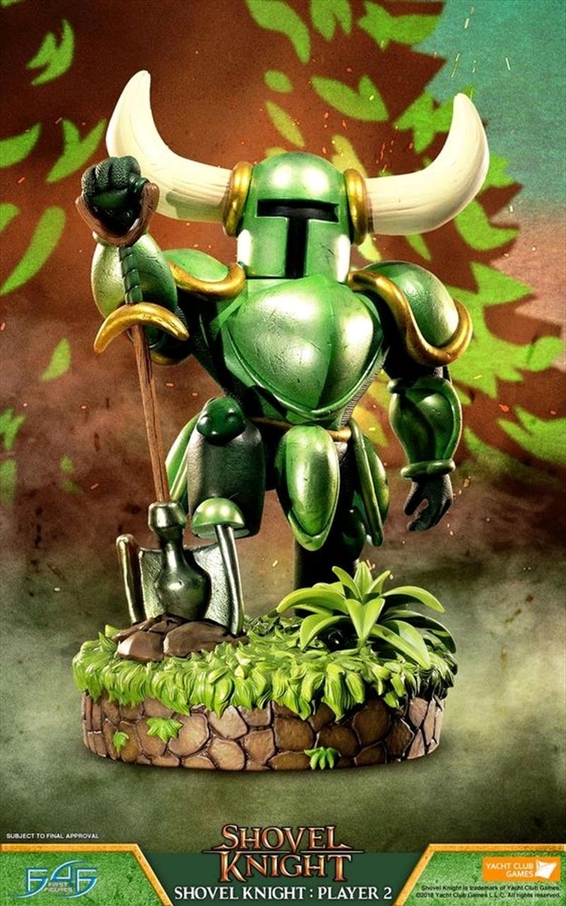 Shovel Knight - Player 2 Statue   Merchandise