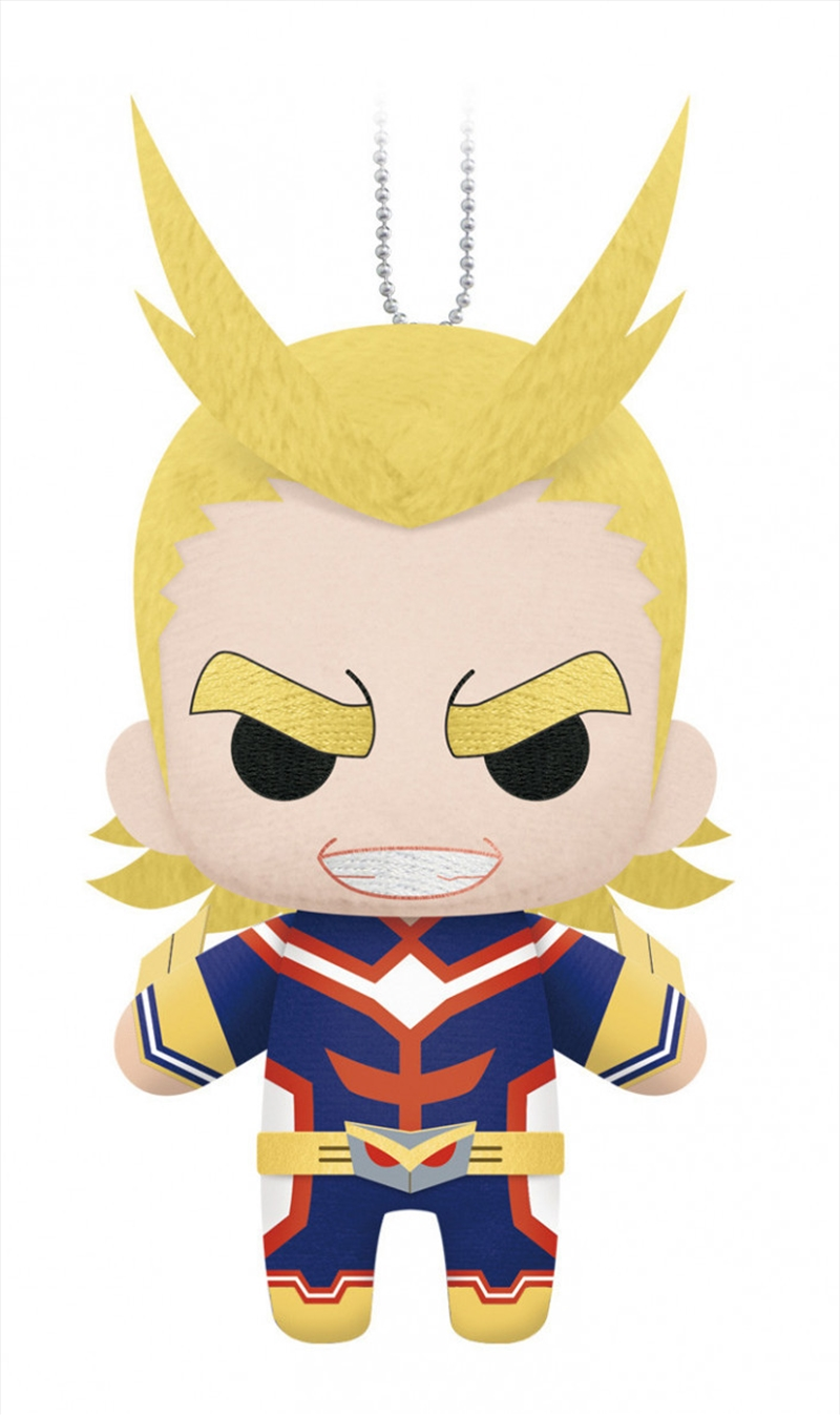 My Hero Academia Plush Dangler All Might 6"