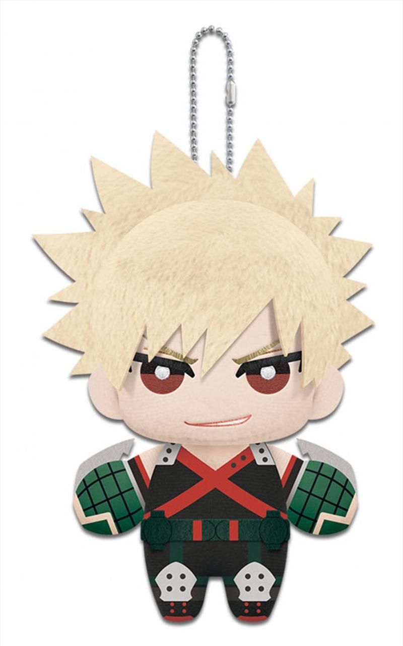"My Hero Academia Plush Dangler Bakugo 6"" | Toy"