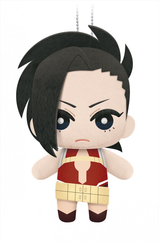 "My Hero Academia Plush Dangler Momo 6""   Toy"