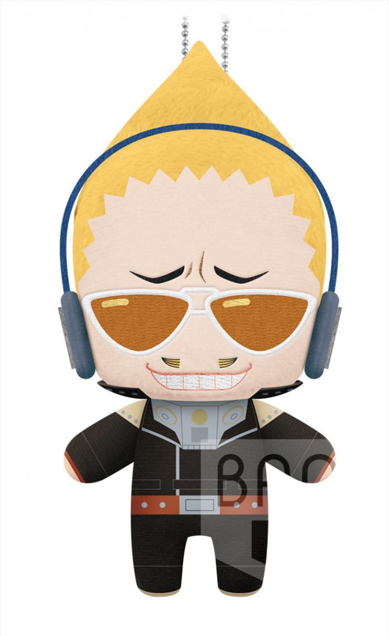 "My Hero Academia Plush Dangler Present Mic 6"" | Toy"