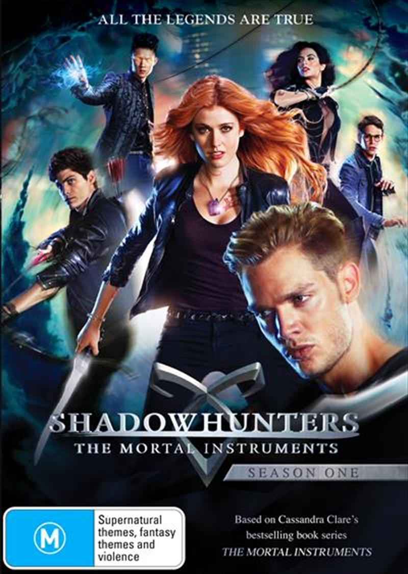 Shadowhunters - Season 1 | DVD