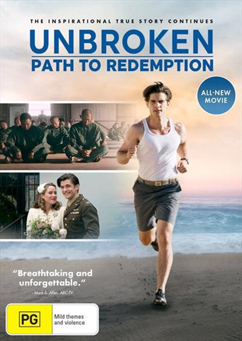 Unbroken - Path To Redemption | DVD