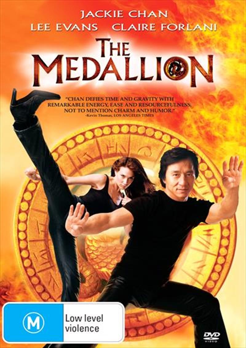 Medallion, The | DVD