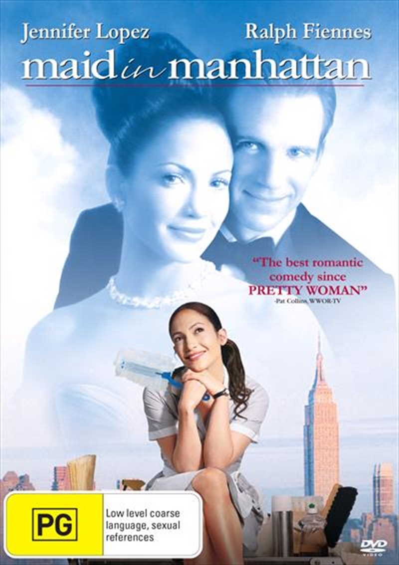 Maid In Manhattan | DVD