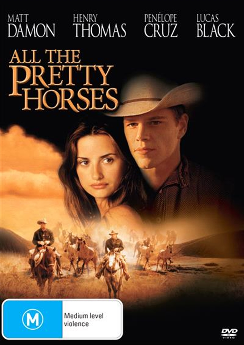 All The Pretty Horses | DVD