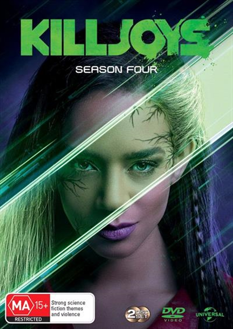 Killjoys - Season 4 | DVD