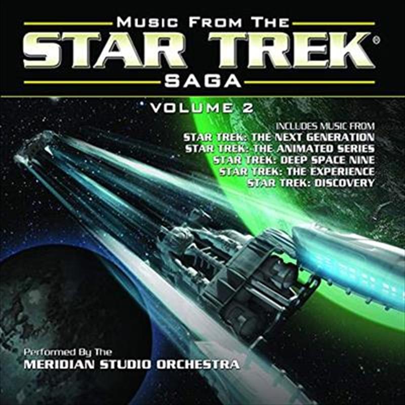 Music From The Star Trek Saga - Volume 2 | CD