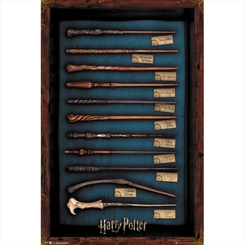 Harry Potter Wands | Merchandise