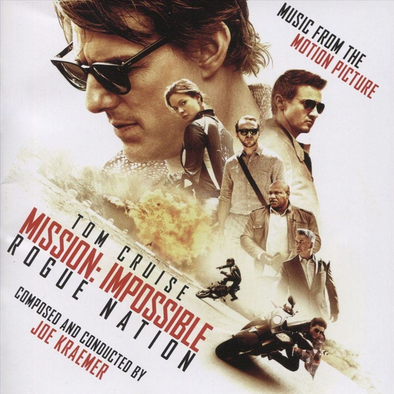 Mission Impossible - Rogue Nation | CD