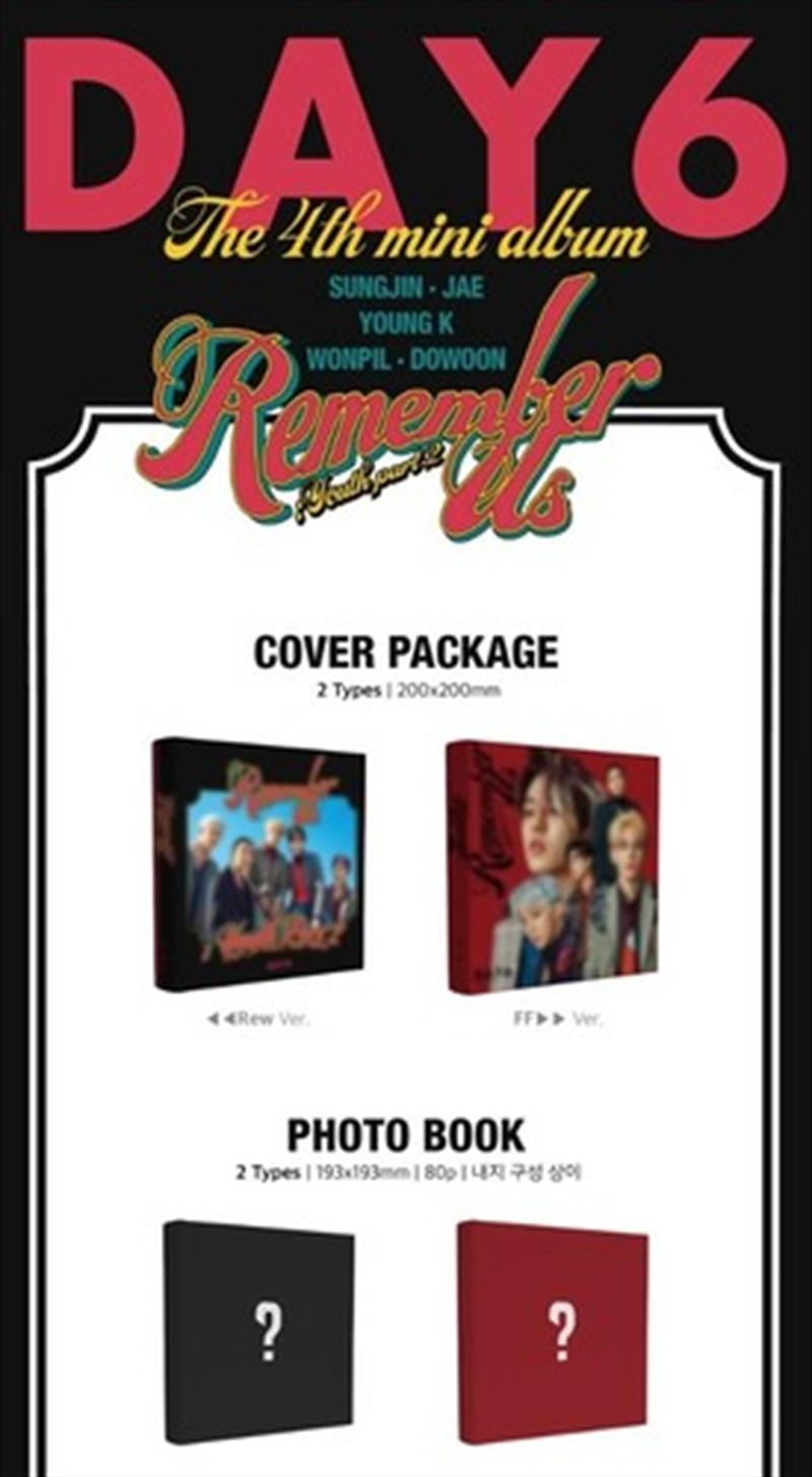 4th Mini Album - Remember Us | CD