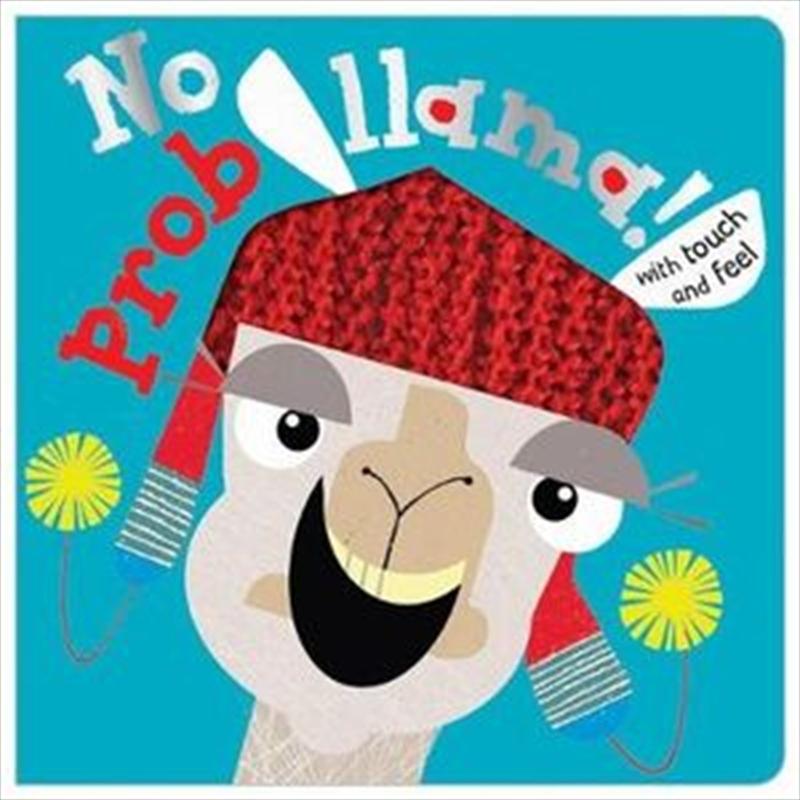 No Probllama! | Board Book