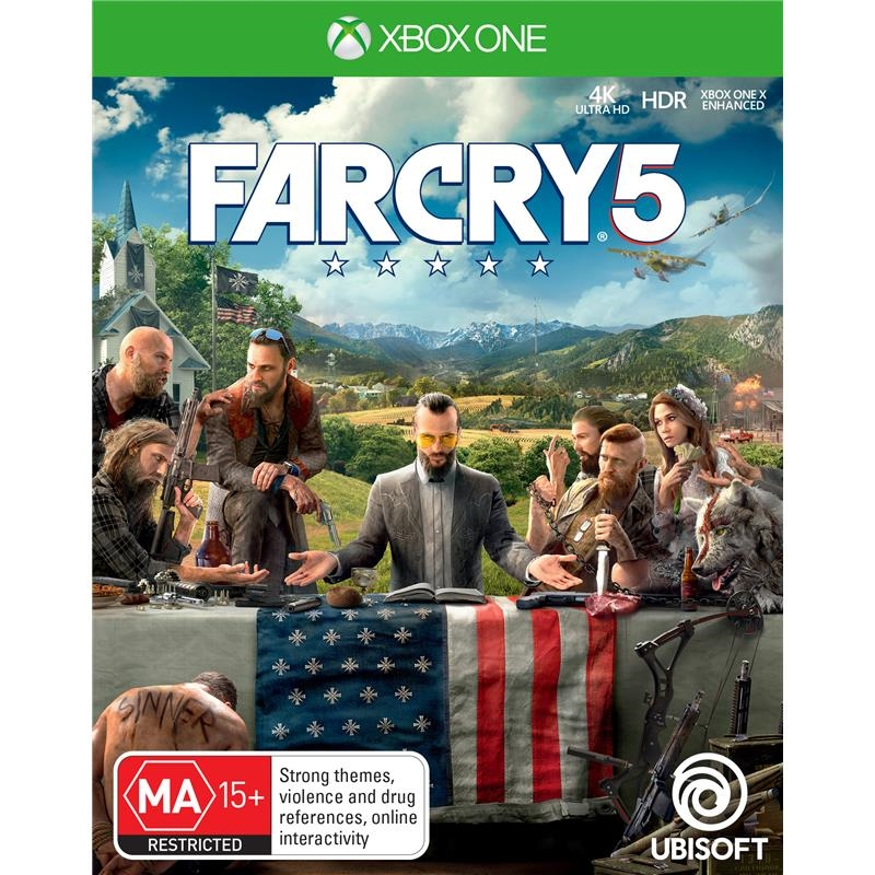 Far Cry 5 | XBox One