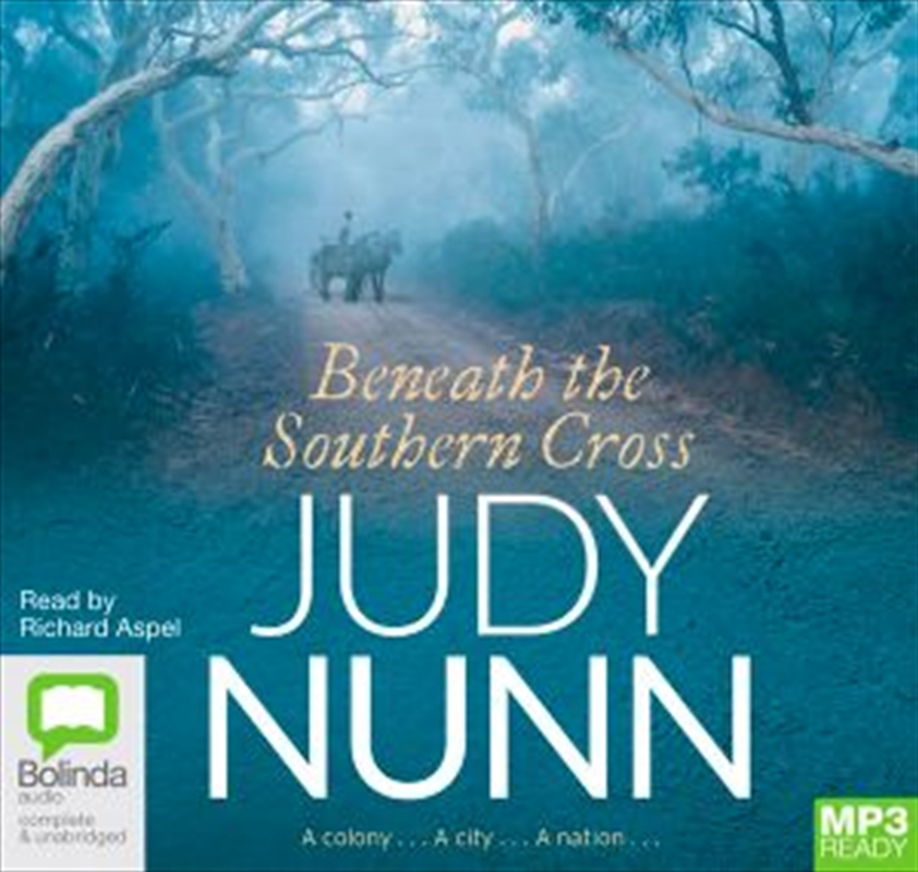 Beneath The Southern Cross | Audio Book