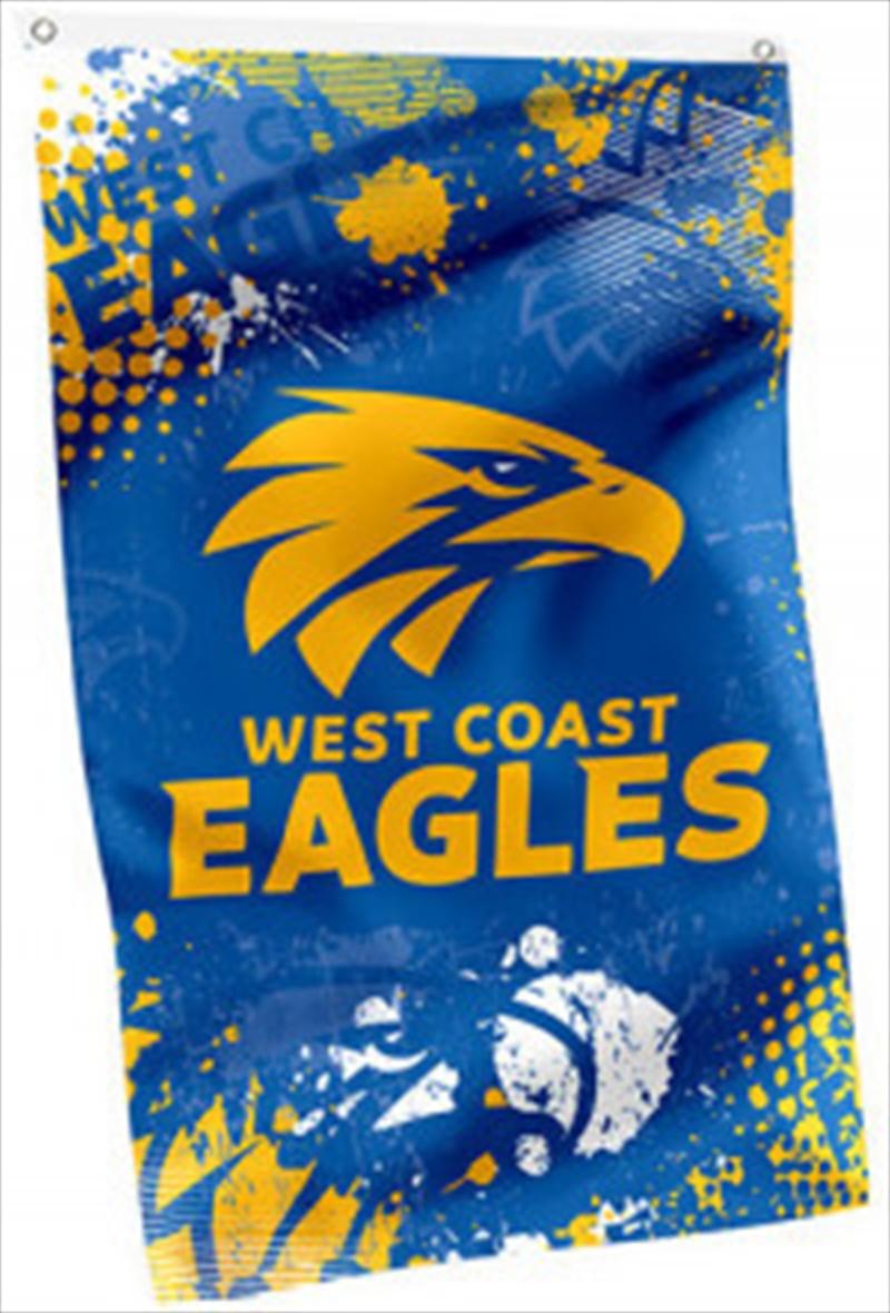 Home & Garden Afl Cape Flag West Coast Eagles Kitchen, Dining & Bar