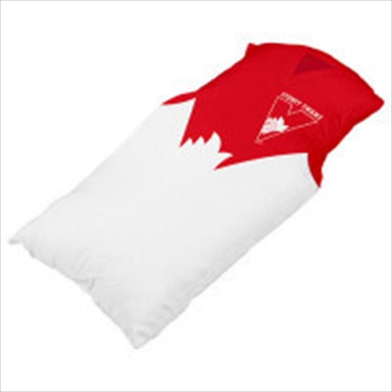 AFL Cushion Guernsey Sydney Swans | Homewares