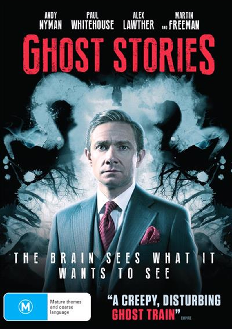 Ghost Stories | DVD
