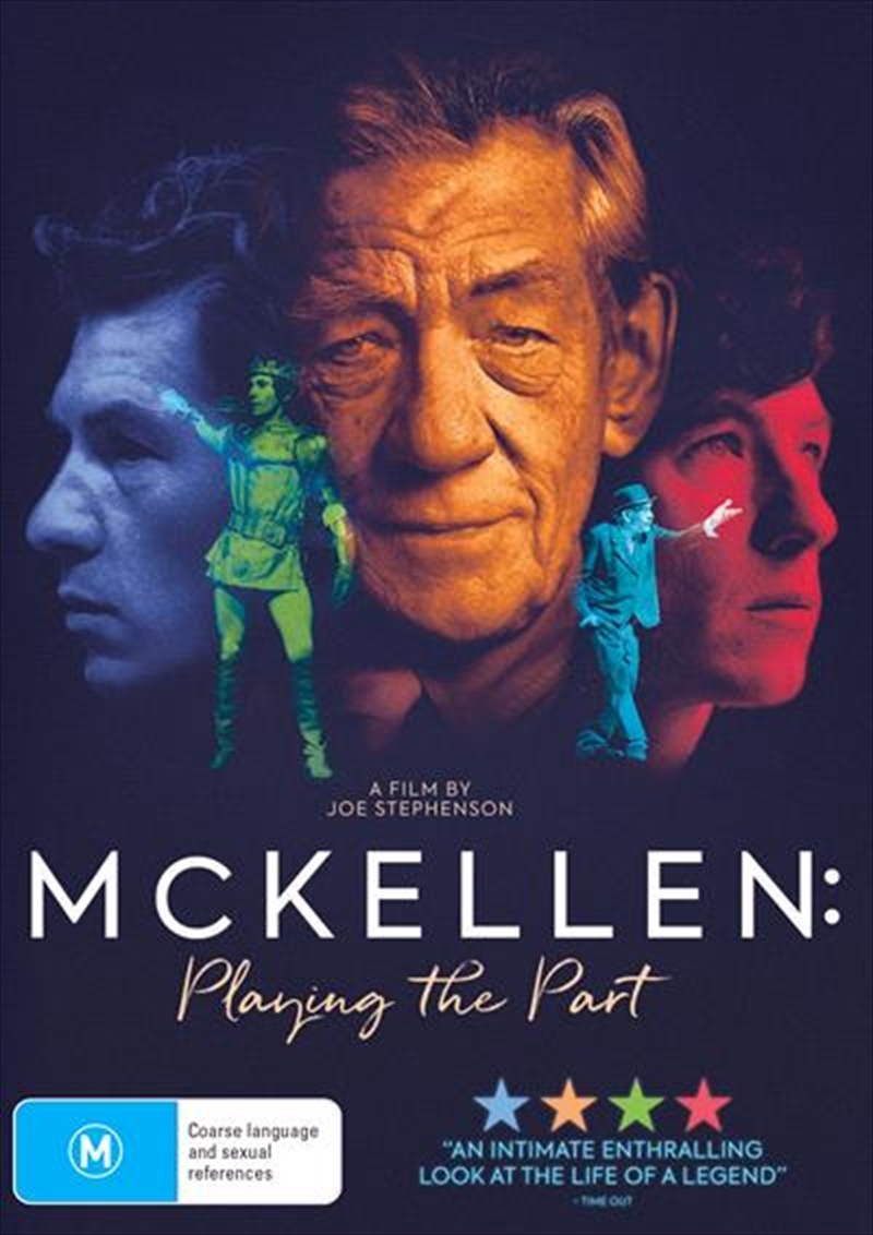 McKellen - Playing The Part | DVD