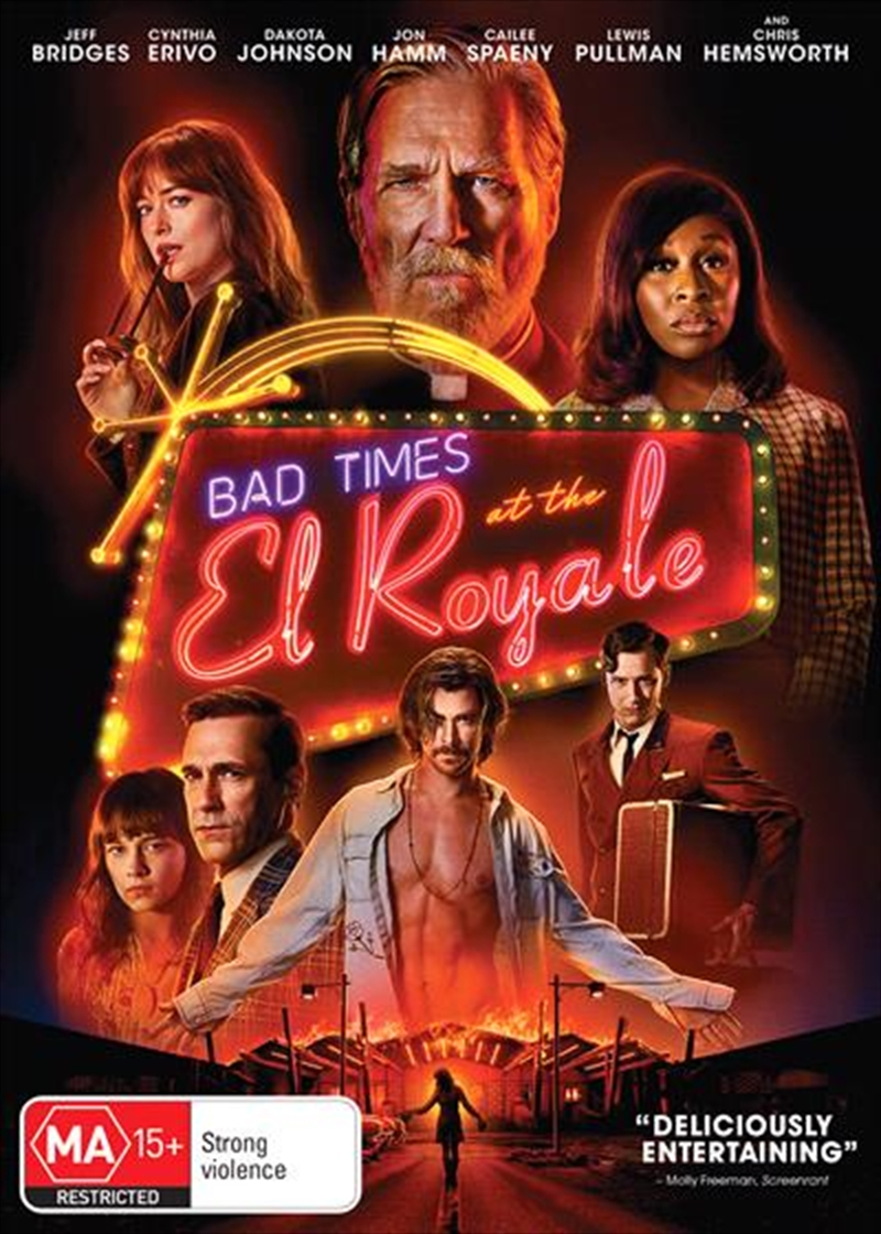 Bad Times At The El Royale | DVD