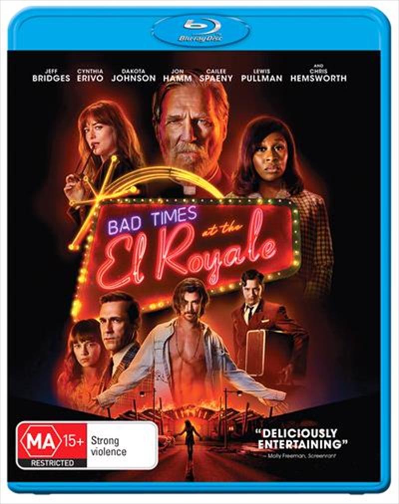Bad Times At The El Royale | Blu-ray