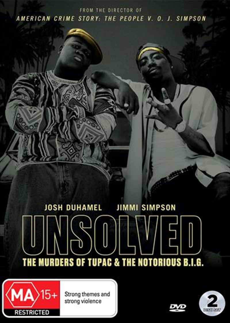 Unsolved - The Murders Of Tupac And The Notorious B.I.G. | DVD