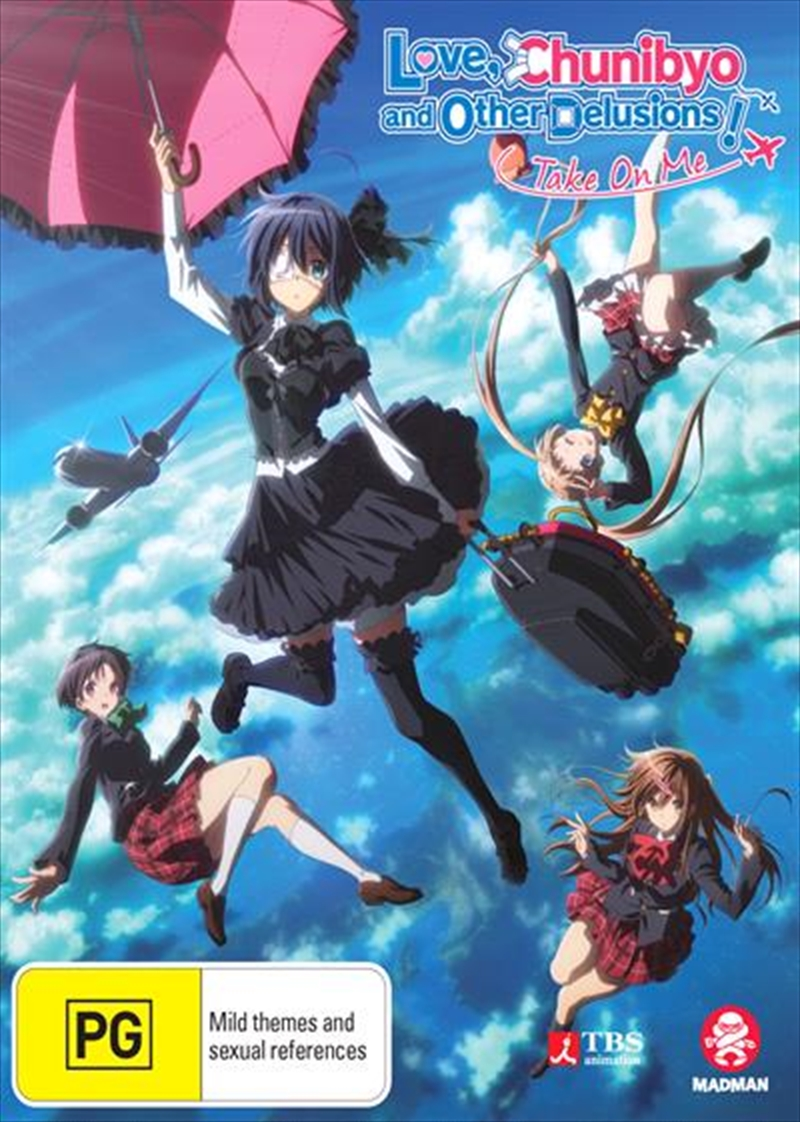 Love, Chunibyo And Other Delusions - Take On Me! - Limited Edition | Blu-ray
