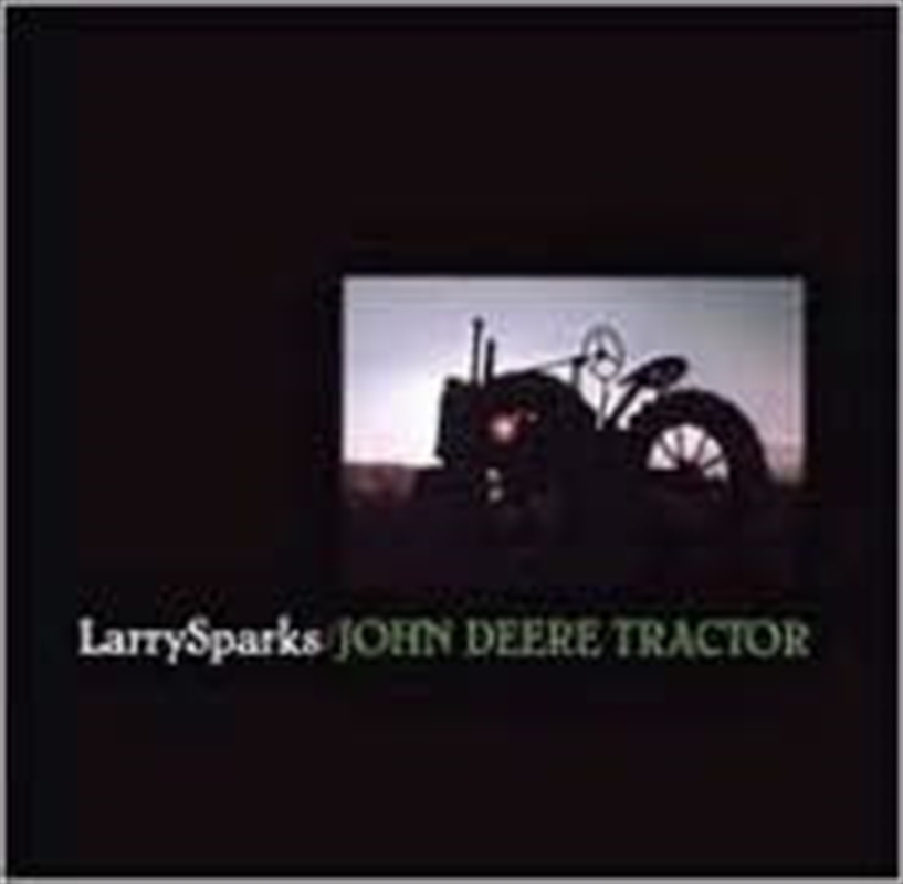 John Deere Tractor   CD