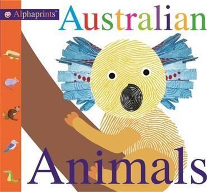 Australian Animals | Board Book