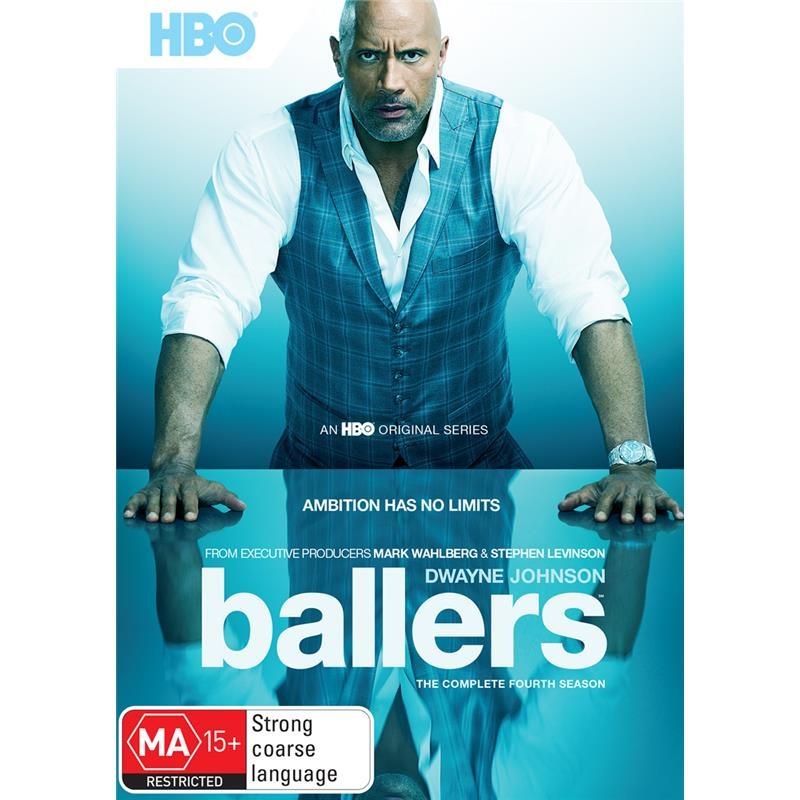 Ballers - Season 4 | DVD