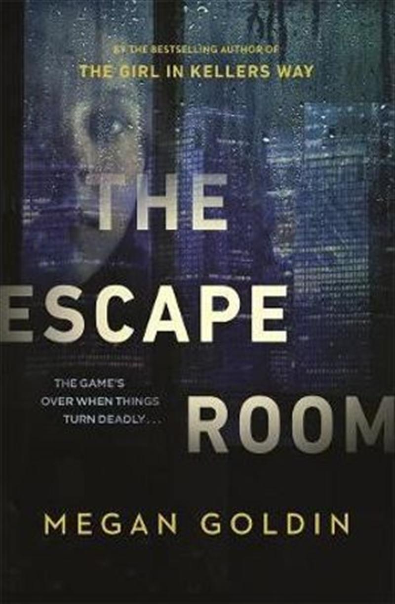 Escape Room | Paperback Book