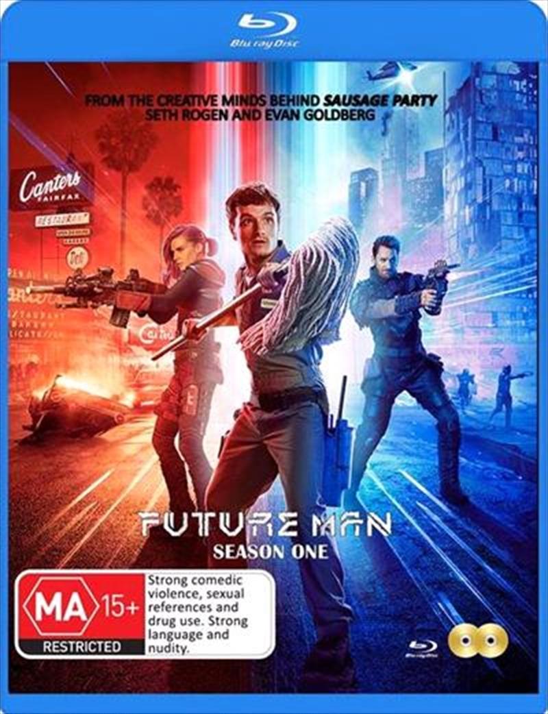 Future Man - Season 1 | Blu-ray